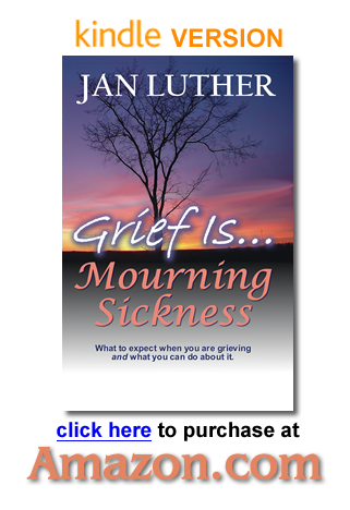 Grief Is...Mourning Sickness for Kindle
