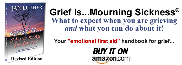 Grief Is Mourning Sickness-Amazon1
